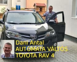 Dani Antal (automata váltós oktatás)