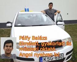 Pálfy Balázs