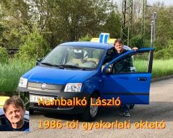 Hambalkó László